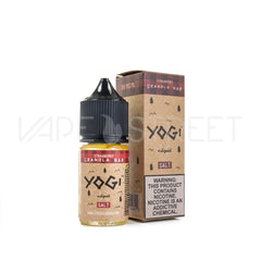 Yogi Salt Strawberry Granola Bar 30ml