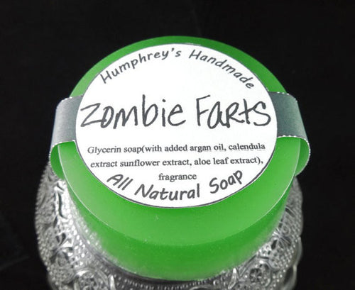 Zombie Farts Soap