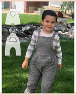 Load image into Gallery viewer, Charlie Overalls