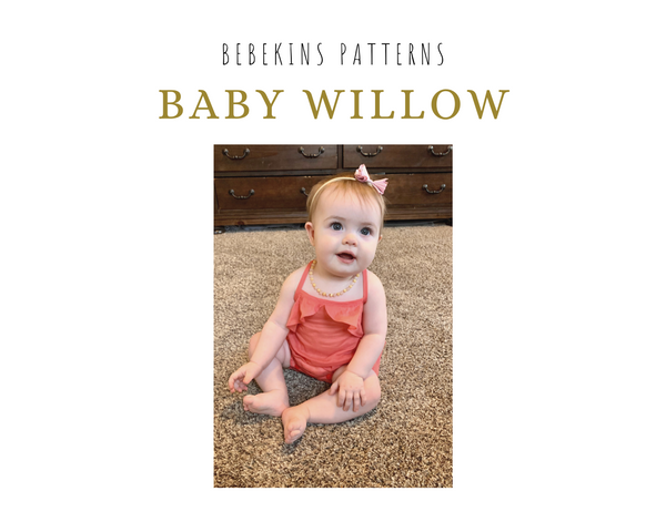 BUNDLE : Willow + Baby Willow