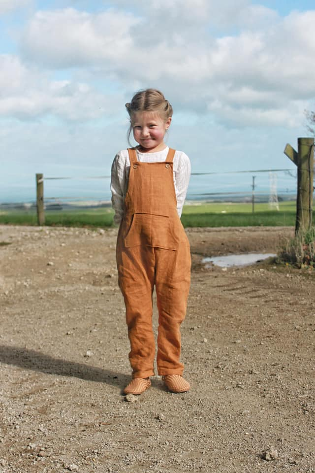 Charlie Overalls