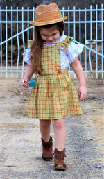Load image into Gallery viewer, Luella Skirt + Pinafore