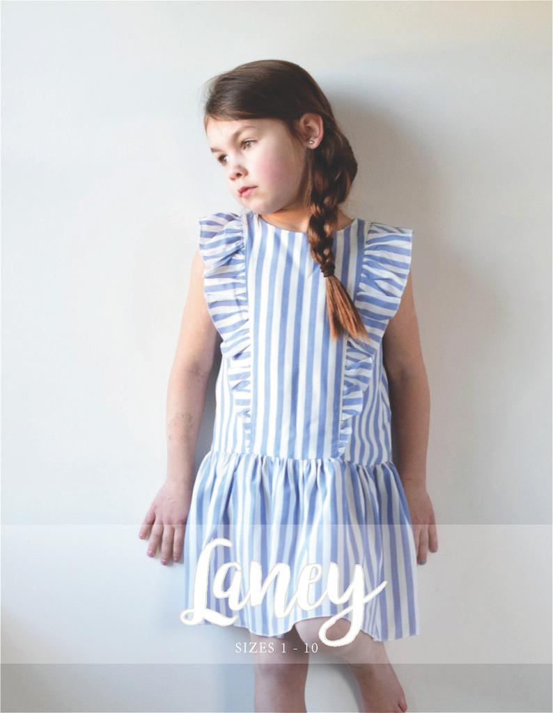 Laney Dress & Top