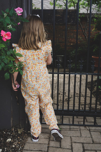 Polly Shortsuit/Pantsuit
