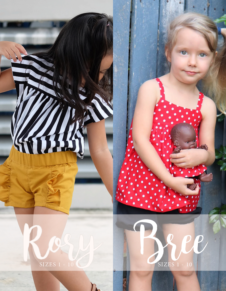 Bundle : Rory + Bree