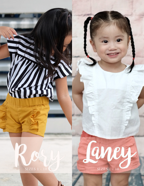 Bundle : Rory + Laney