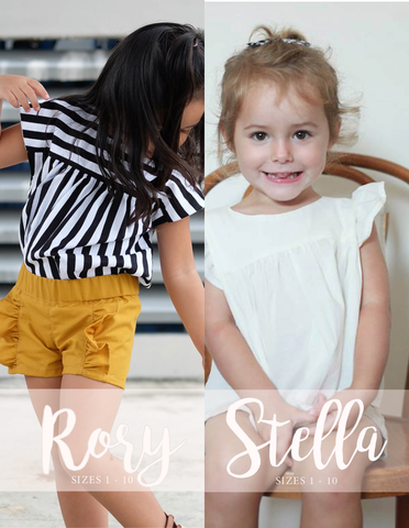 Bundle : Rory + Stella