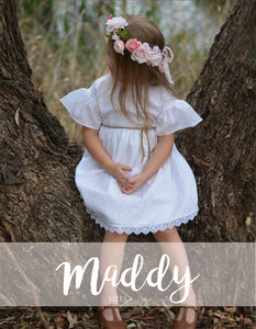Maddy Dress & Top