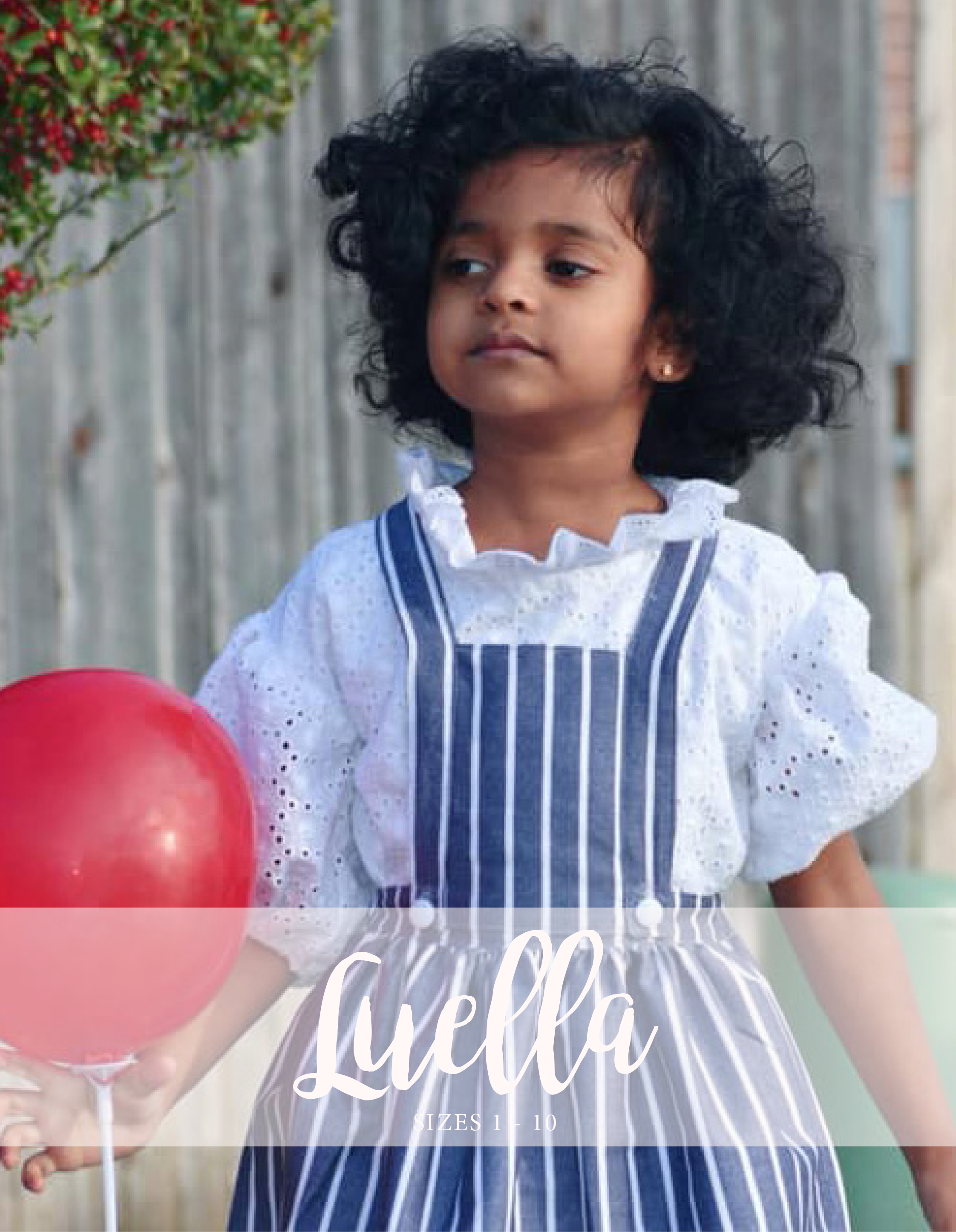 Luella Skirt + Pinafore