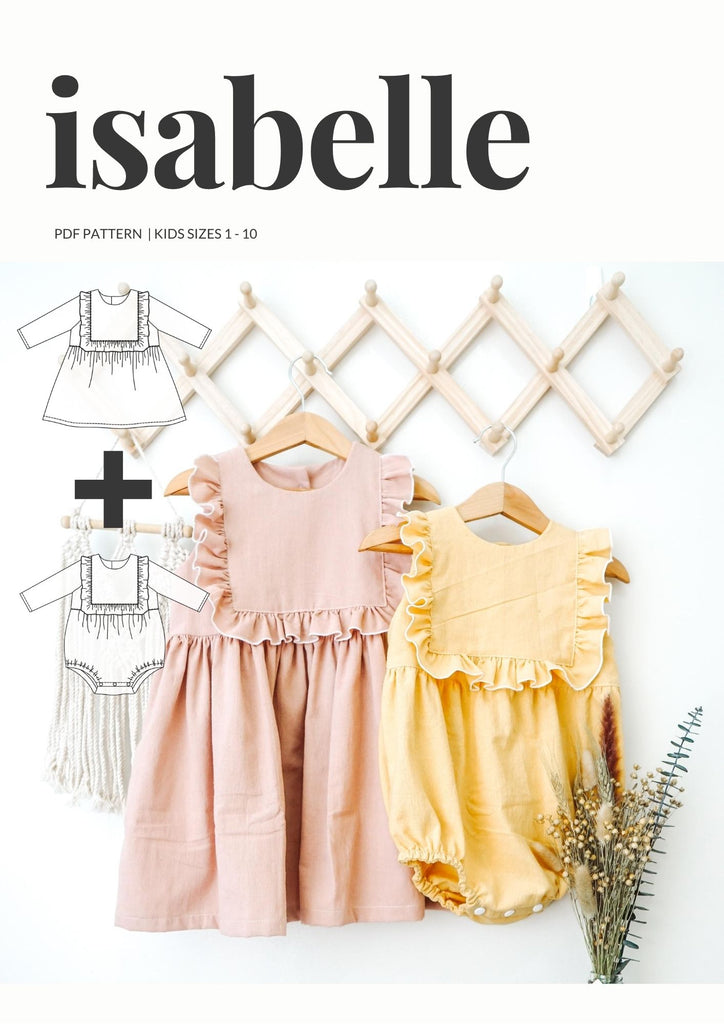 BUNDLE : Isabelle Dress