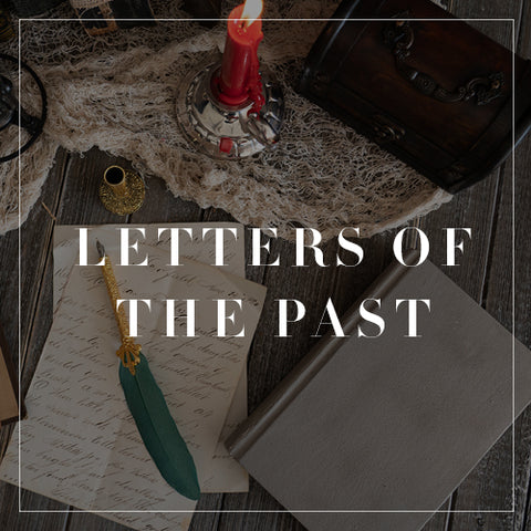 Letters of the Past