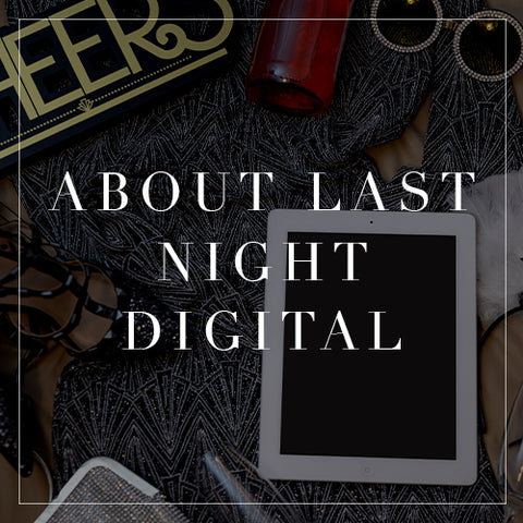 About Last Night Digital Collection