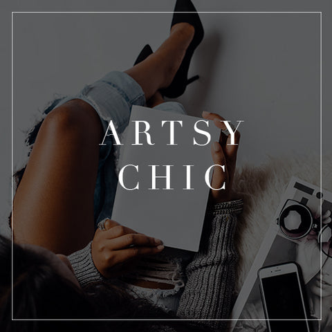 Entire Artsy Chic Collection