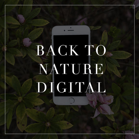 Back to Nature Digital Collection