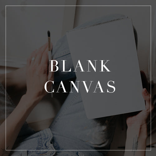 Entire Blank Canvas Collection