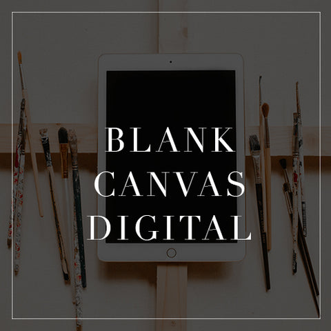 Blank Canvas Digital Collection