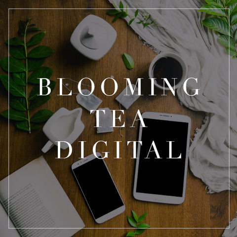 Blooming Tea Digital Collection