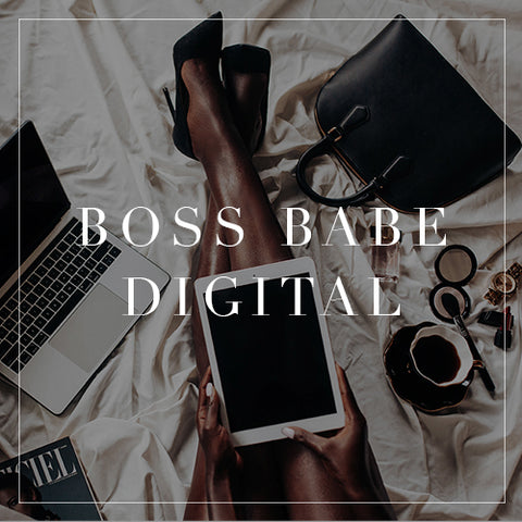 Boss Babe Digital Collection