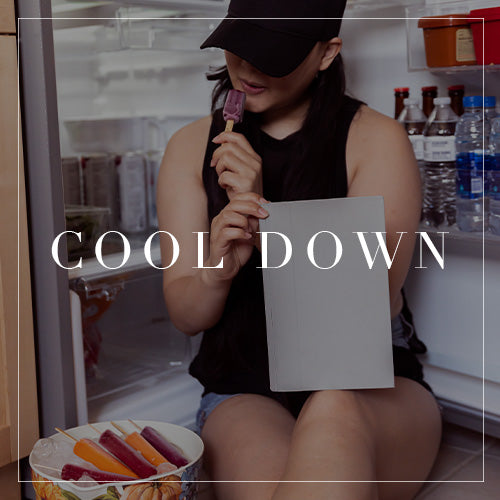 Entire Cool Down Collection