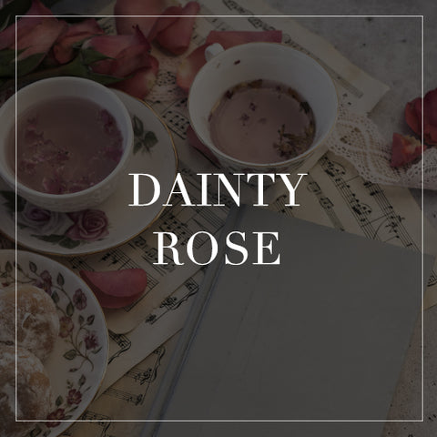 Entire Dainty Rose Collection