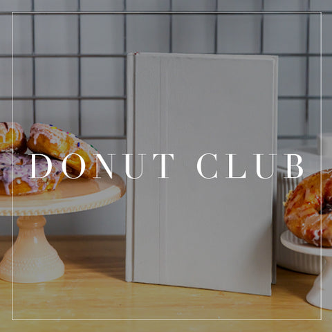 Entire Donut Club Collection