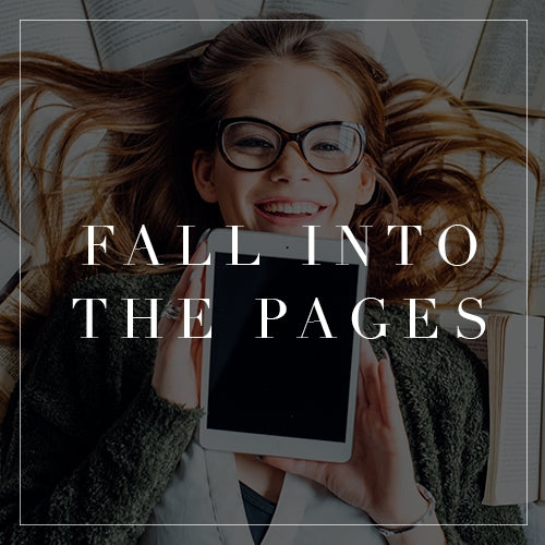 Fall Into The Pages Entire Collection