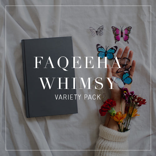 Faqeeha Whimsy Collection