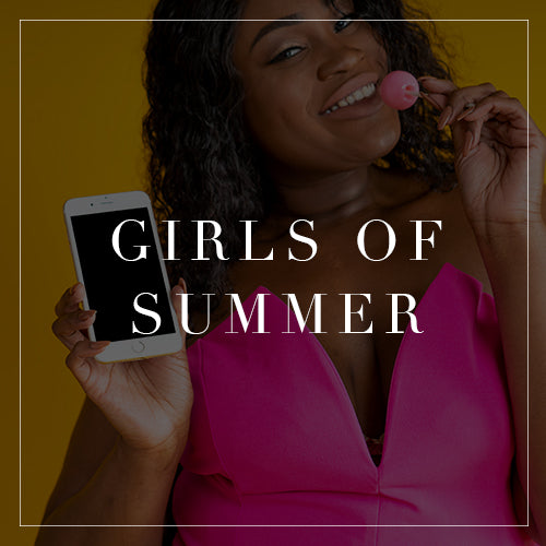 Girls of Summer Digital Collection