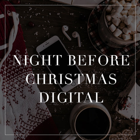 Night Before Christmas Digital Collection