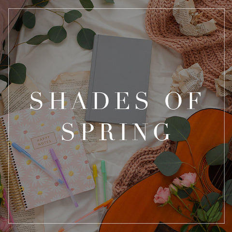 Entire Shades Of Spring Collection