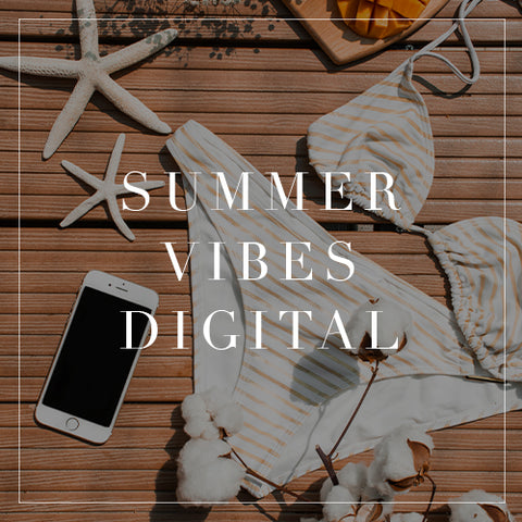 Summer Vibes Digital Collection