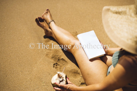 SunBathingBeauty-6502 - Stock Photography by The Image Apothecary
