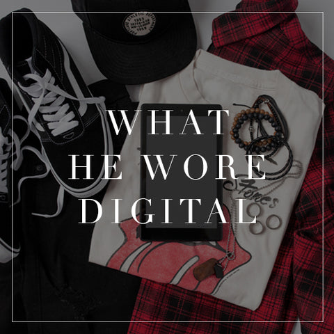 What He Wore Digital Collection