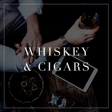 Entire Whiskey and Cigars Collection