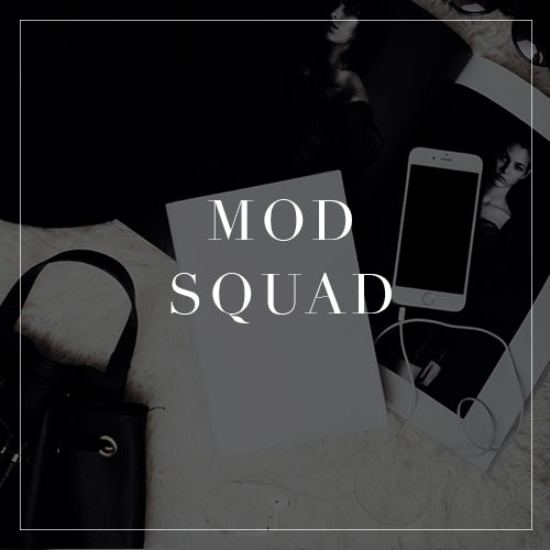 Entire Mod Squad Collection