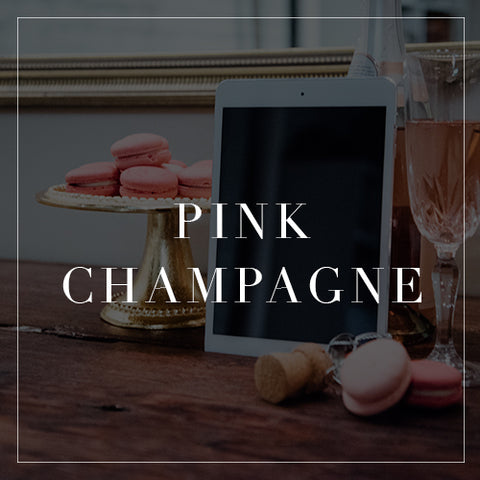 Entire Pink Champagne Collection