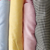 Cotton Gingham-5 colour options