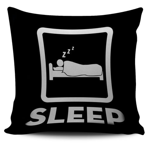 EAT SLEEP KART REPEAT Pillow Covers