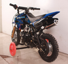 Image of Small 70cc Kids Dirt Bike w/training wheels