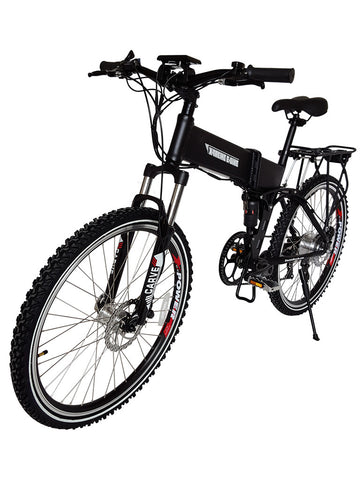 Baja 36 Volt Folding Electric Mountain Bicycle