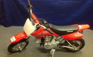 Spider 50cc Kids Dirt Bike