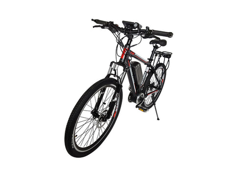 Summit 48 Volt Mid-Motor Electric Bike
