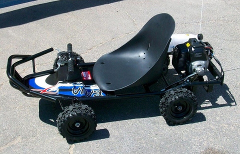 SCOOTERX 49CC BAJA OFF-ROAD GO KART