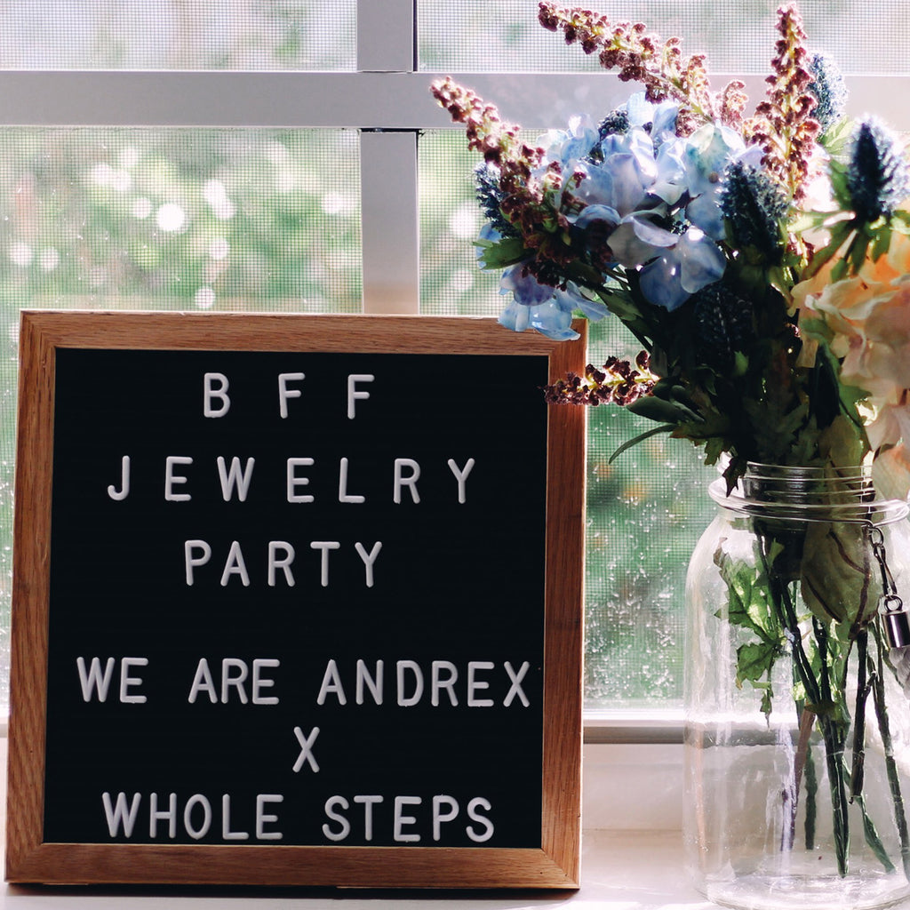 BFF Jewelry Party WAA