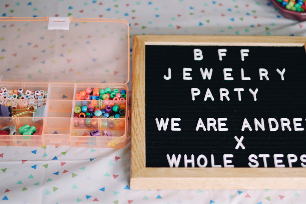 BFF Jewelry Party