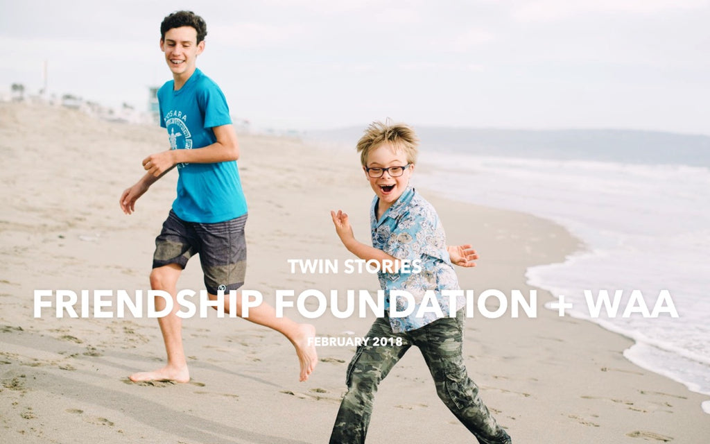 The Friendship Foundation and WAA