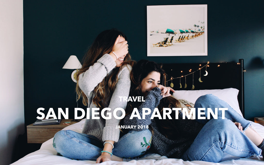 we are andrex san diego apartment