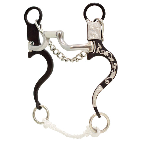 Tyler Magnus Series Loose Ring Hinged Port Bit