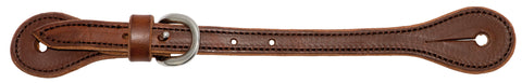 "Harness Leather 5/8"" Spur Straps"
