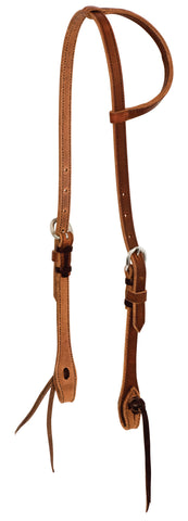 "5/8"" Leather Single Ear Headstall"